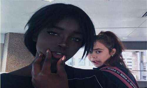 世界上最漂亮的非洲美女_WWW.171ZZ.NET