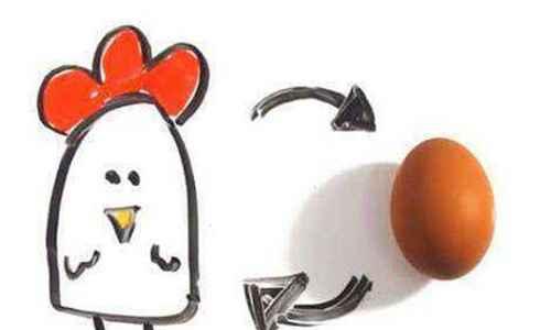 先有鸡还是先有蛋标准答案_WWW.171ZZ.NET
