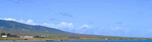 中国面积最大的咸水湖是什么?_WWW.171ZZ.NET