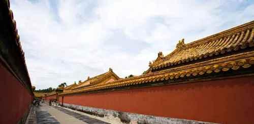 为什么故宫建筑多用红、黄与青绿?_WWW.171ZZ.NET
