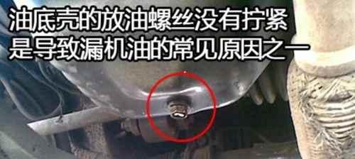 汽车发动机漏润滑油是什么原因_WWW.171ZZ.NET