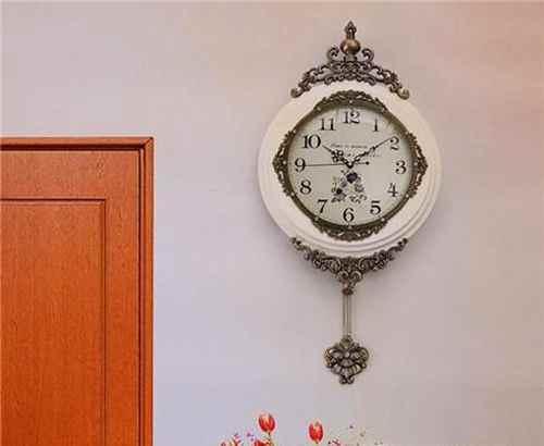 家里的钟表该怎么挂_WWW.171ZZ.NET