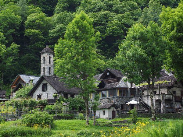 瑞士卢加诺如画风景图片_WWW.171ZZ.NET