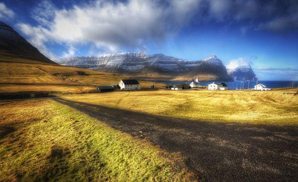 欧洲法罗群岛风景图片_WWW.171ZZ.NET