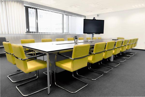 会议室黄色椅子图片_WWW.171ZZ.NET