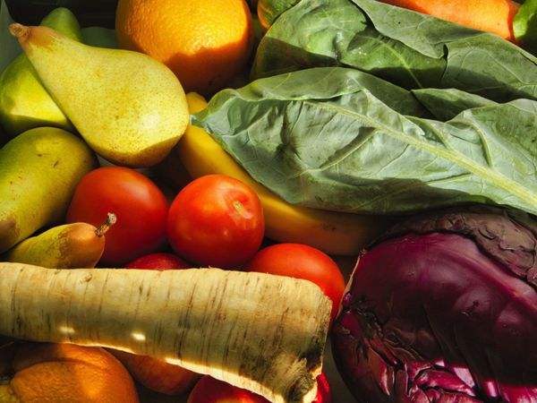 新鲜瓜果蔬菜高清图片_WWW.171ZZ.NET