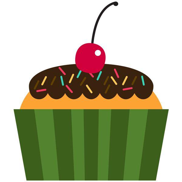 卡通小蛋糕设计图片_WWW.171ZZ.NET