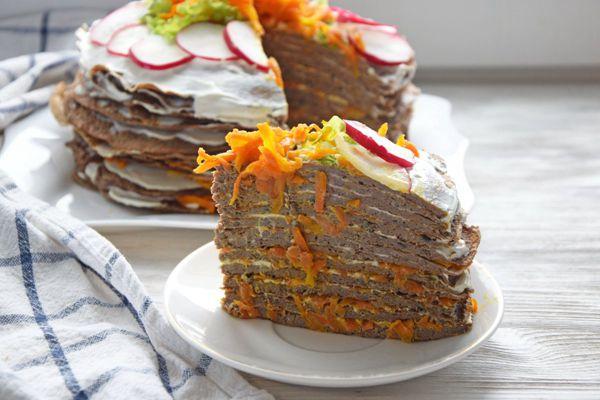 蔬菜千层蛋糕图片_WWW.171ZZ.NET